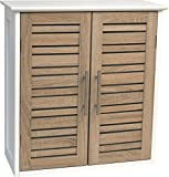 EVIDECO Stockholm 20.5'' x 21.7'' Wall Mounted Cabinet