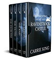 Box Set: The Haunting of Ravenstock Castle Books 5-8 (Haunted House and Ghost Stories Collection Book 2)