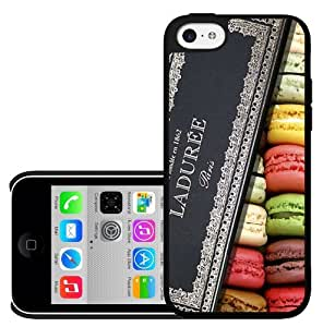 Yummy Colorful Macaroons in Designer Box Hard Snap on Phone Case (iPhone 5c)