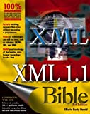 XML 1. 1 Bible, Elliotte Rusty Harold, 0764549863
