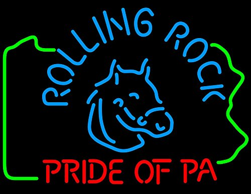 beer neon signs rolling rock - 8