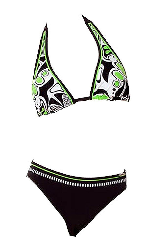 SUNFLAIR B-Cup Neckholder Bikini mit Schaumstoff-Pads