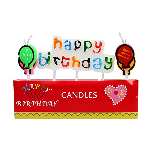 personalized birthday candles - 6