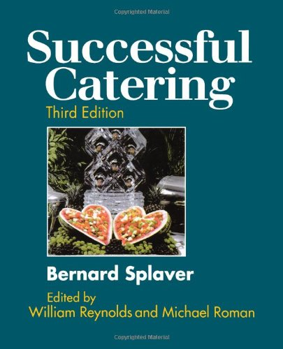 Successful Catering, 3rd Edition