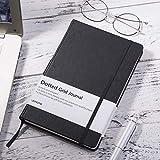 Dotted Bullet Notebook with Pen Loop - Elegant