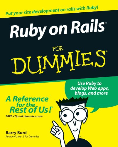 Ruby on Rails For Dummies by For Dummies