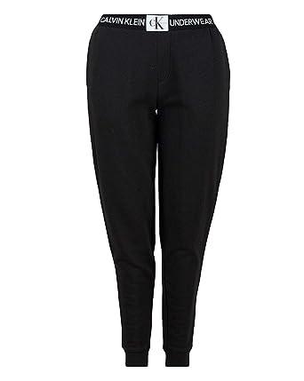 feinste Auswahl 475d9 66b81 Calvin Klein Damen Jogginghose Monogram: Amazon.de: Bekleidung