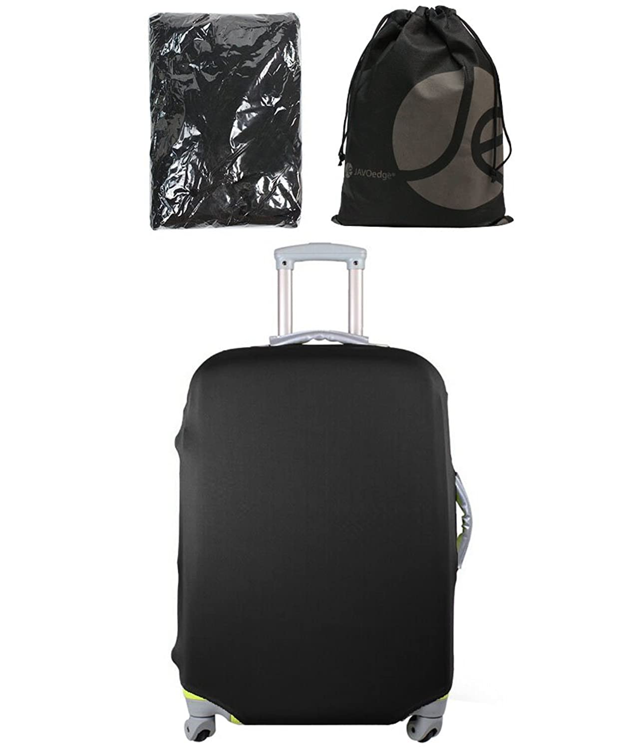 High Quality Amazon.com | Stretch Fabric Luggage Cover. Fits Most Suitcases, With With  Bonus Reusable Storage Bag | Packing Organizers