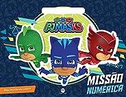 PJ Masks - Missão numérica