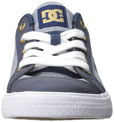 DC Shoes CHELSEA SE WOMENS SHOE D0302252 - Zapatillas para mujer Azul