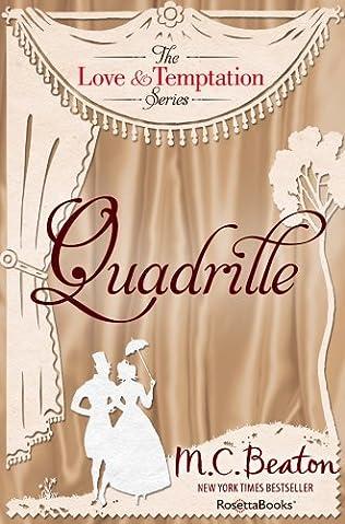 book cover of Quadrille
