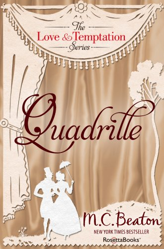 Quadrille (The Love and Temptation Series Book 5)