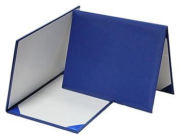 "GraduationMall Diploma, 7 ""x 9"", color azul cobalto"