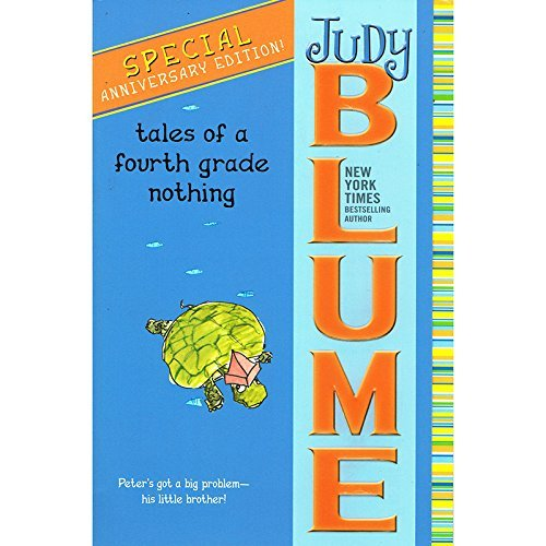 Tales Of A Fourth Grade Nothing Judy Blume 8601400981993