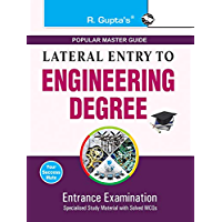 Lateral Entry to Engineering Degree (B.E./B.Tech) Entrance Exam Guide