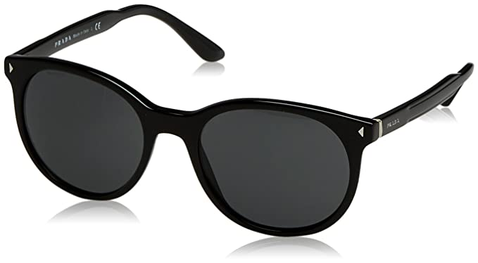 1107b6fb41a Amazon.com  Prada Men s PR 06TS Sunglasses 53mm  Clothing