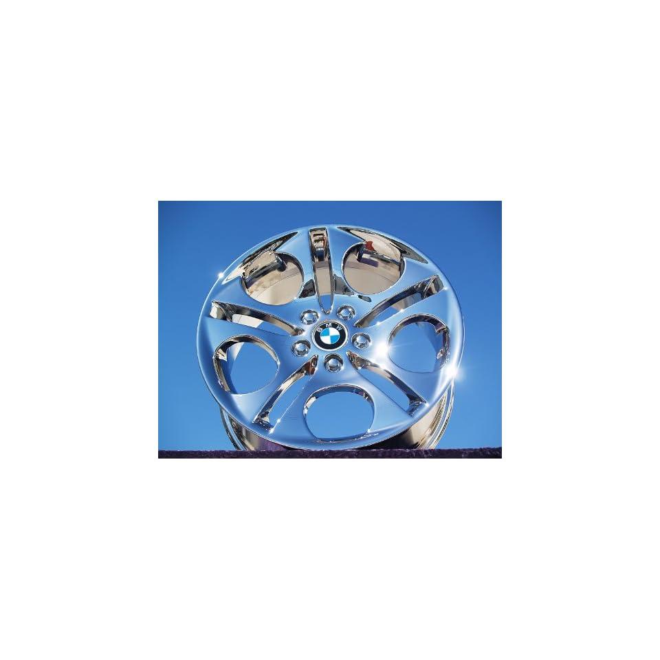 BMW Z4 Sport Style 107 Set of 4 genuine factory 18inch chrome wheels
