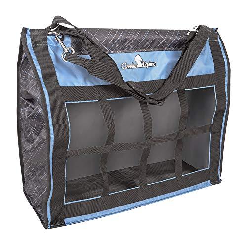 (Classic Rope Company Designer Top Load Hay Bag Denim/Black Slash)