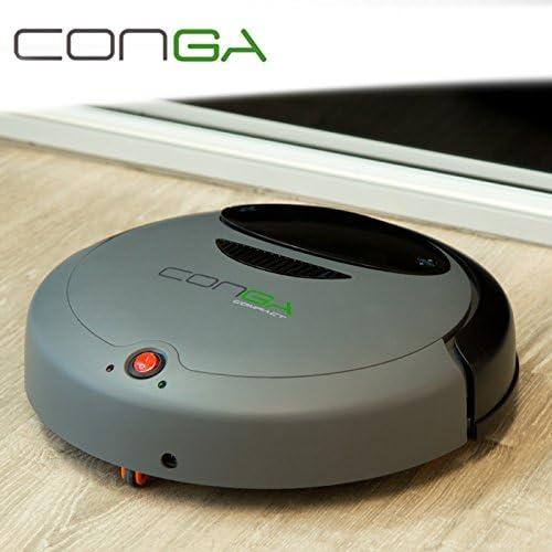 Conga Compact – Tu nuevo robot aspirador inteligente automático ...