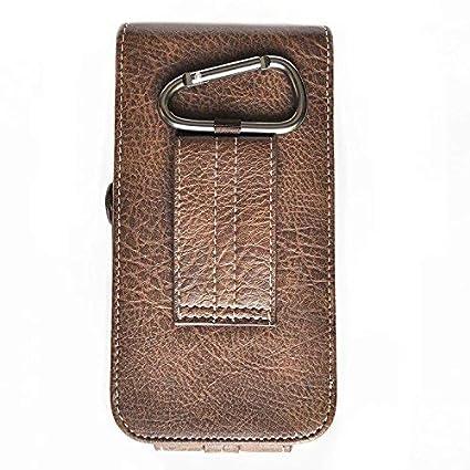 NOIR COQUE CASE COVER UNIVERSEL SAC POCHETTE POUCH POUR SMARTPHONE EN SIMILICUIR TEL/ÉPHONE JUSQU/À 15 cm x 7,5 cm TEL/ÉPHONE /À PARTIR DE 4.8 POUCES /À 5.1 POUCES TAILLE L
