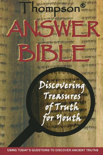 Thompson Answer Bible pdf epub