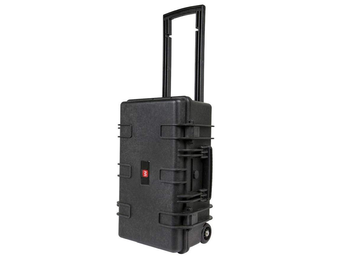 Monoprice Weatherproof Hard Case - 22 x 14 x 10 in With Customizable Foam, Shockproof, Ultraviolet And Impact Resistant Material by Monoprice
