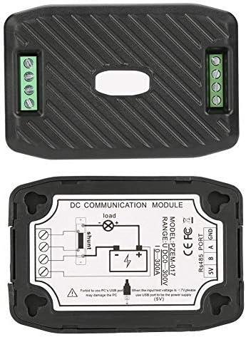 PEACEFAIR PZEM-017 Multifunction DC voltage Current energy Energy consumption meter Communication module Ammeter Voltmeter module DC consumption meter