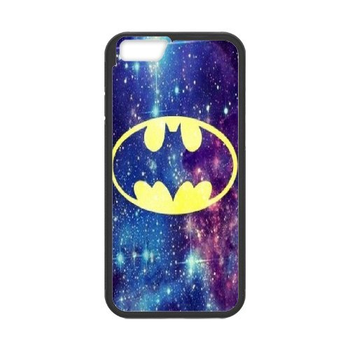 Batman Phone Case And One Free Tempered-Glass Screen Protector For iPhone 6,6S 4.7 Inch T178162