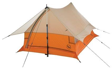 Amazon.com   Big Agnes Scout 2 Tent Grey   Gold 2 Person ... 179b34dcf3