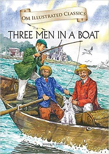 Three Man in a Boat