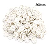 Finger Protector Rubber Fingertips 300pcs Natural