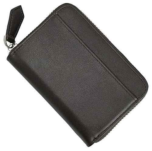 b1e6afcb7f85 [フロックス] 財布 小銭入れ コインケース カードケース 本革 革 キーリング カード 定期