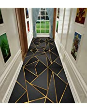 Runner Rug for Hallway Digital Printing Indoor Decor Area Rug Carpet with Non-Skid PVC Bottom for Kitchen Hallway Bedroom Living Room