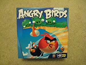 Angry Birds 24 Piece Puzzle Scene 1 Pigs on Cliff