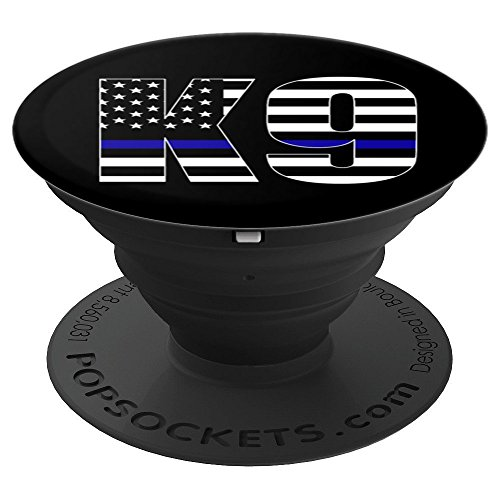 K9 Police Dog Thin Blue Line PopSocket - PopSockets for sale  Delivered anywhere in USA
