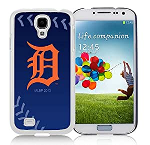 Detroit Tigers (2) White Samsung Galaxy S4 Phone Case likable and Durable Design