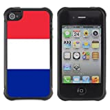 STPlus France French Flag Shock Proof So