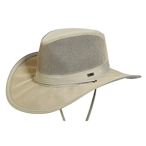 Airflow Light Weight Outdoor Hat, Khaki, X-Large