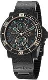 Ulysse Nardin Marine Diver Chronometer Black Sea Men's Automatic Limited Edition Watch 263-92LE-3C/928-RG