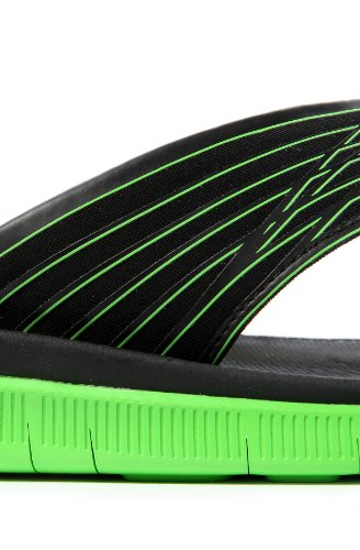 Hurley - Mens Phantom Sandalen, Neon Groen
