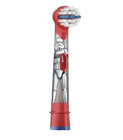Oral-B Stages – Cabezales para cepillo de dientes eléctrico Star Wars, sola persona
