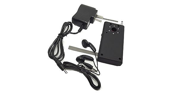 Anti Spy Detector Hidden Camera GPS Signal Lens RF Tracker GSM ...
