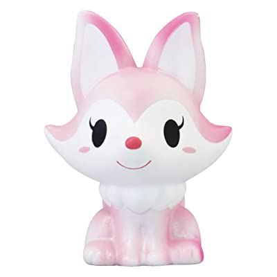 ibloom Squishies Foxy Fox Scented Slow Rising Animal Squishy (Mia): Toys & Games