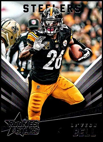 2015 Panini Rookies and Stars #23 Le'Veon Bell NM-MT Pittsburgh Steelers Official NFL Football Card