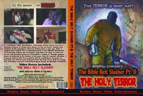 The Bible Belt Slasher Pt.II: The Holy (Halloween Ii Part 1)