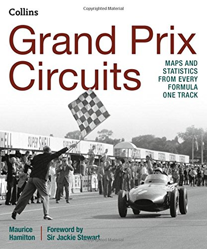 Grand Prix Circuits: History and Course Map for Every Formula One Circuit (F1 Car Guide)