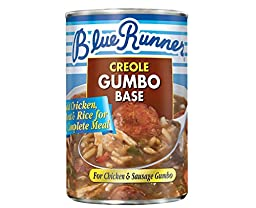 Blue Runner Chicken Gumbo, Net Wt 25 OZ ( Pack of 3)
