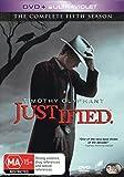 Justified - Season 5 [DVD + Ultra Violet] [NON-USA Format / PAL / Region 2, 4 Import - Australia]