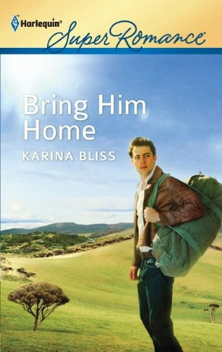 book cover of Bring Him Home