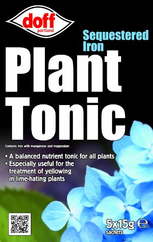 - 15g Doff Sequestered Iron Plant Tonic